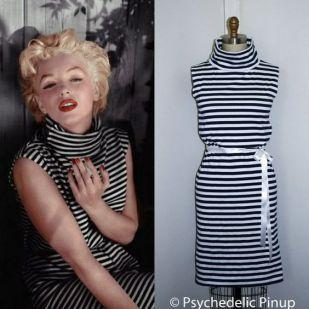 Marilyn Monroe egy szál krumpliszsákban is káprázatosan festett