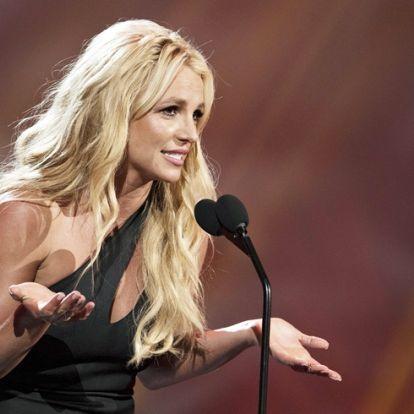 Ez volt Britney Spears nagy bejelentése