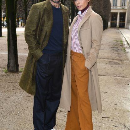 Beckhamék kemény munkával küzdenek meg a házasságukért