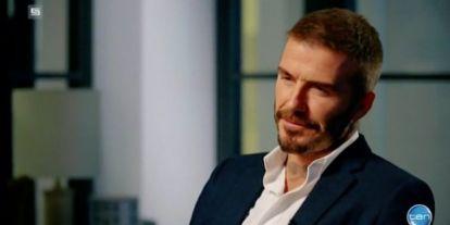 Kamerák előtt nyílt meg David Beckham: őszintén vallott házasságáról