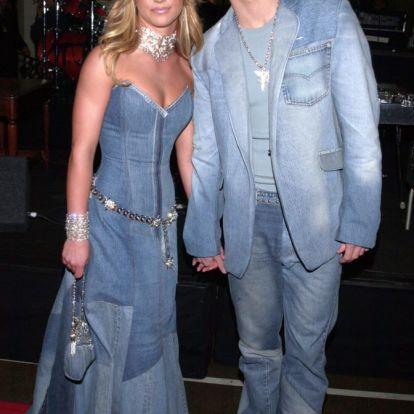 Britney Spears 16 évvel szakításuk után is Justin Timberlake-kel trollkodik