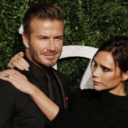 David Beckham és Victoria már nem szerelmesek egymásba