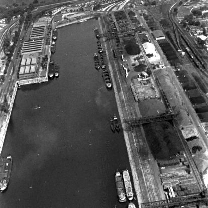 Tudta, hogy Budapest tengeri kikötő is?