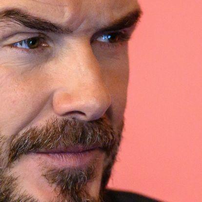 David Beckham kapuzárási pánikban szenved?