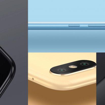 Xiaomi Mi A2 - fejlődött is, meg nem is