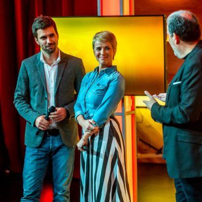 D. Tóth Kriszta, Dobó Kata és Hajós András veszi a fel a versenyt a lakberendezéssel