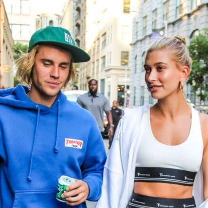 Justin Bieber kopaszra borotválta a fejét