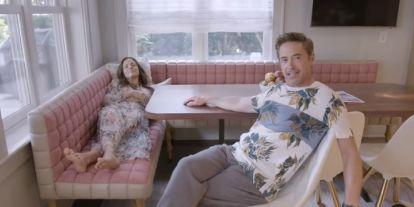 Nézd be Robert Downey Jr. hamptoni lakásába!