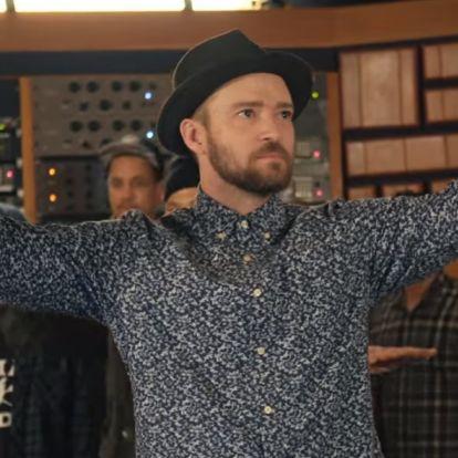 Justin Timberlake elárulta: két órája szakított Britney-vel, amikor már kész volt a róluk szóló világhírű dal