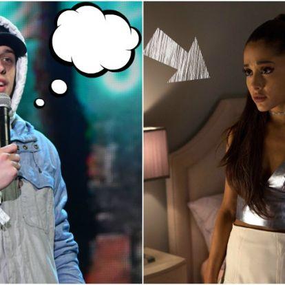 Ariana Grande exe hivatalosan üzent az énekesnőnek