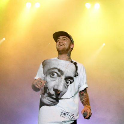 Fentanil, kokain és etanol volt Mac Millerben, amikor meghalt