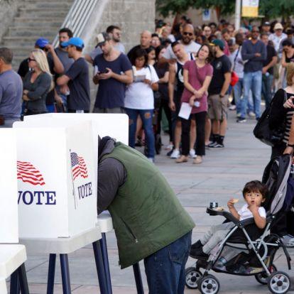 Politikai zsákutcákba viheti Amerikát a félidős választás