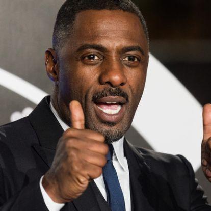 Idris Elba az év legszexibb férfija