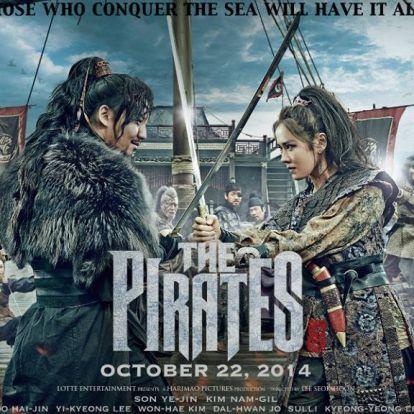 The Pirates - kritika