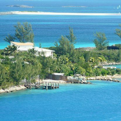 Itt az álommeló: két hét a Bahamákon karácsonykor