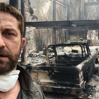 Sorra égnek le a sztárok házai a kaliforniai tűzvészben