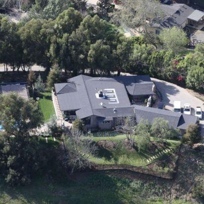 Így nézett ki Miley Cyrusék 720 millió forintos luxusháza, ami leégett a kaliforniai tűzben