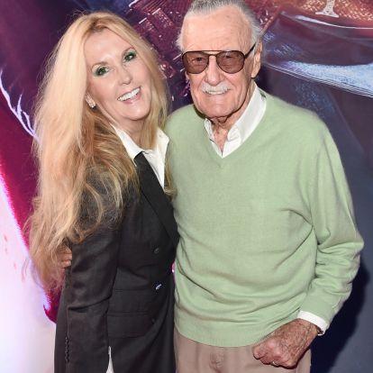 Stan Lee lányával egy új szuperhős történeten dolgozott