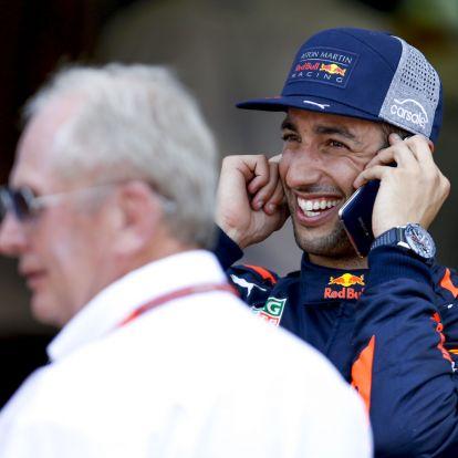 F1: Ricciardo sorra kapja az ütéseket a sorstól