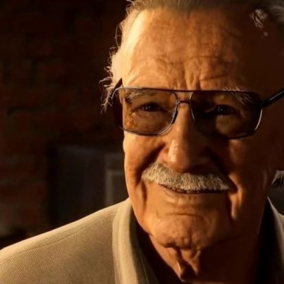 Utólag még meghatóbb Stan Lee egyik utolsó szerepe