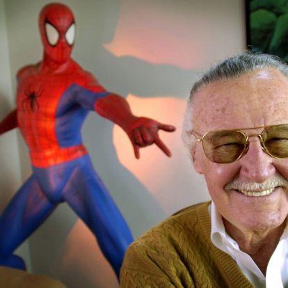 Kiderült, min dolgozott halála előtt a szuperhősök keresztapja
