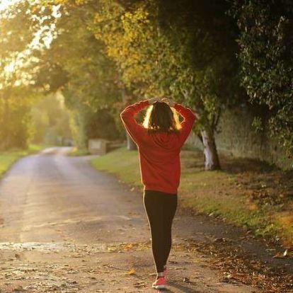 Meglepően hatékony mozgásforma a gyaloglás