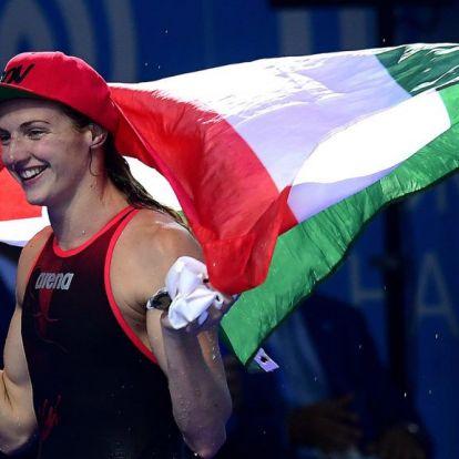Megvan a magyar csapat a rövidpályás úszó-vébére