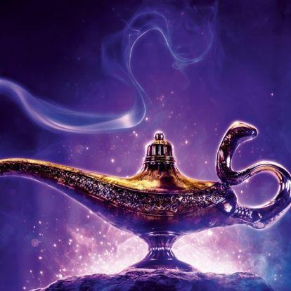 Aladdin (2019) - magyar előzetes + plakát
