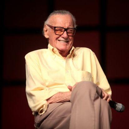 Új szuperhőst alkotott halála előtt Stan Lee, a Marvel-univerzum atyja