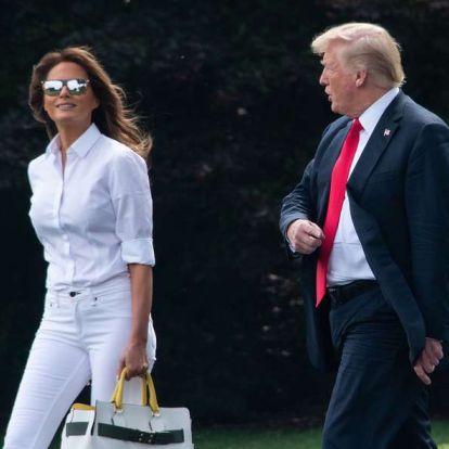 Melania Trump panaszkodott a nemzetbiztonsági tanácsadó helyettesére, másnap kirúgták