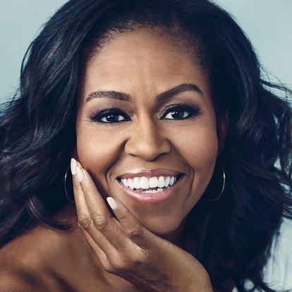 Michelle Obama ragyog a friss fotókon: az egykori first lady most is stílusos