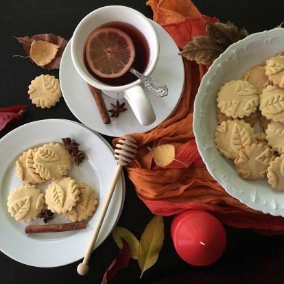 Gyömbéres-fahéjas keksz