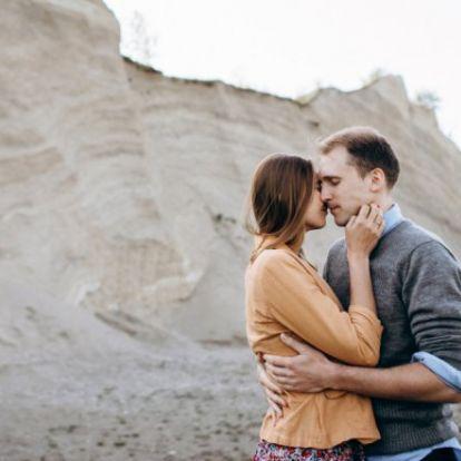 A bizonyíték, hogy az igazán erős, boldog párok túl vannak pár hullámvölgyön