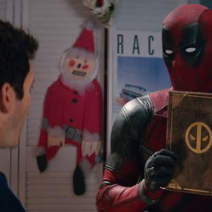 Itt a gyerekeknek szóló karácsonyi Deadpool első trailere