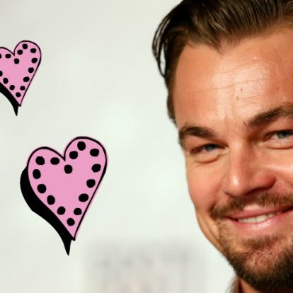 Ő lenne Leonardo DiCaprio legújabb kiszemeltje?