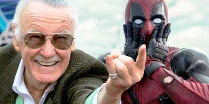 A rajongók azt szeretnék, ha Deadpool venné át Stan Lee helyét - mafab.hu
