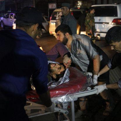 Negyvenen meghaltak egy öngyilkos merényletben Kabulban