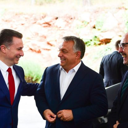 Gruevszki: Magyarország befogadott, koncepciós üldöztetés áldozata vagyok