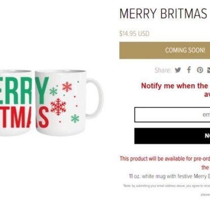 Britney Spears szóviccekkel támad karácsonyra