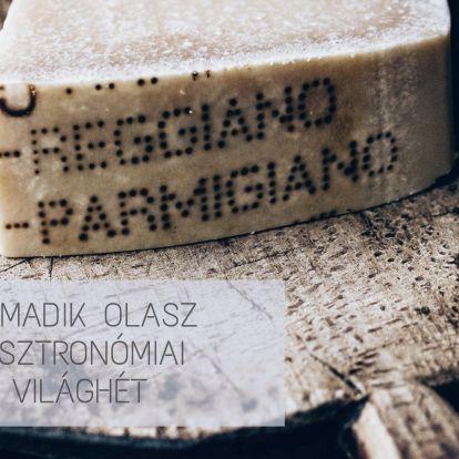 Együnk úgy, mint az olaszok - Harmadik Olasz Gasztronómiai Világhét
