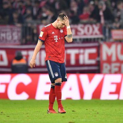A 93. percben égett meg a Bayern München