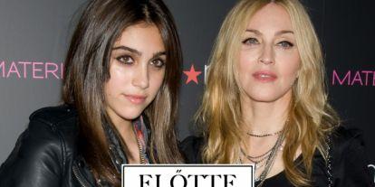 Mikor láttad utoljára? Madonna lánya visszatért a vörös szőnyegre, és nőiesebb, mint valaha