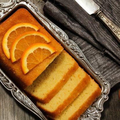 Puha, omlós narancskenyér - Szaftos, illatos és gyorsan elkészül