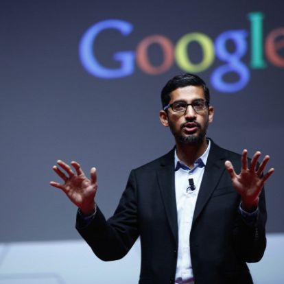 A kongresszus előtt kell tanúskodnia a Google vezetőjének