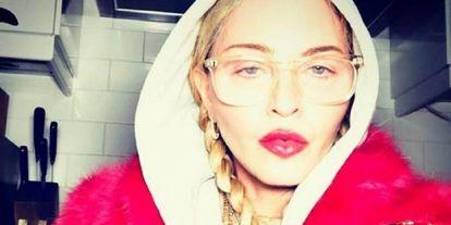 Madonna topless fotója még a legnagyobb rajongókat is megosztja