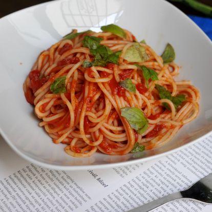 A tökéletes paradicsomos spagetti - Egyszerű, de vannak trükkjei