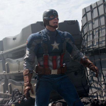 Amerika kapitány még nem búcsúzik a közönségtől
