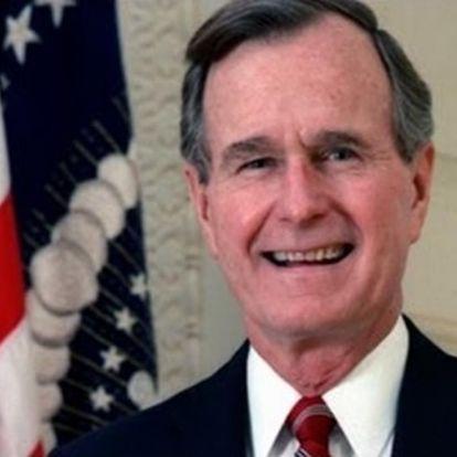 """""""Amerikai hős és bálvány volt"""" – így emlékeztek az elhunyt idősebb George Bushra a politikusok"""
