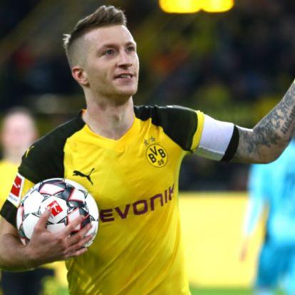 Bundesliga: Nyert a Dortmund, a Hertha és a Bayern is