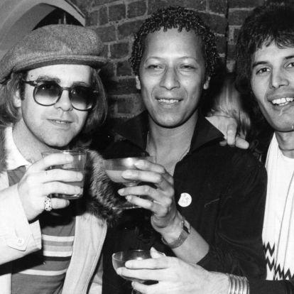 Elton John szerint Freddie Mercury szinte teljesen megvakult élete végére